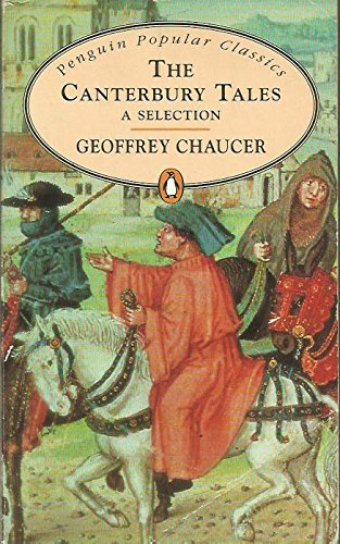 9780614204476: The Canterbury Tales: A Selection