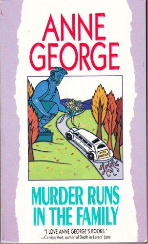 9780614276992: Murder Runs in the Family