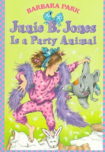 9780614289367: Junie B. Jones is a Party Animal (Junie B. Jones #10)