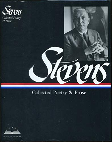 9780614294187: Wallace Stevens: Collected Poetry & Prose