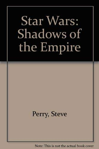 9780614967715: Star Wars: Shadows of the Empire