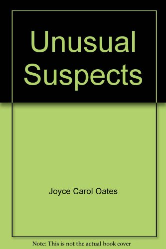 9780614978001: Unusual Suspects