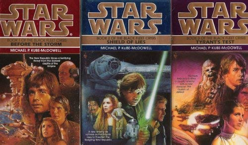 9780614980332: Star Wars: Before the Storm : Book 1 of the Black Fleet Crisis