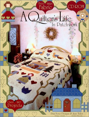 9780615112107: A Quilter's Life in Patchwork [First Printing]