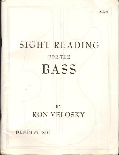 9780615115085: Sight Reading for the Bass
