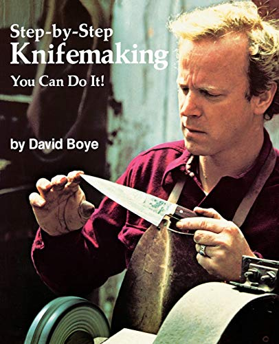 9780615116594: Step-By-Step Knifemaking: You Can Do It!