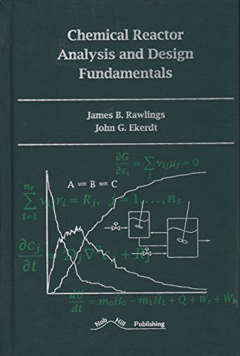 9780615118840: Chemical Reactor Analysis and Design Fundamentals