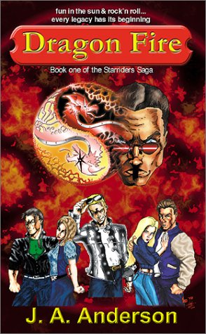 9780615122632: Dragon Fire: The Starriders Saga #1