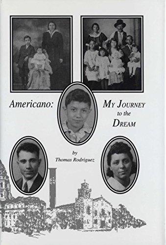9780615124940: Americano: My Journey to the Dream