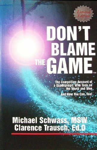 9780615126067: Don't Blame the Game