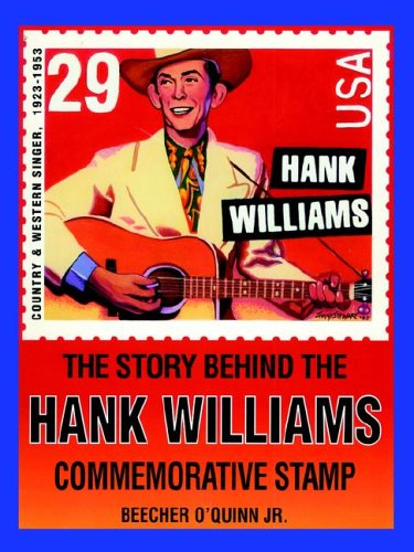 9780615128931: The Story Behind the Hank Williams Commemorative Stamp