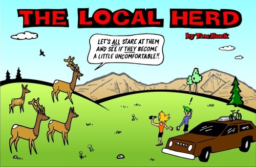 The Local Herd: Timothy Buck