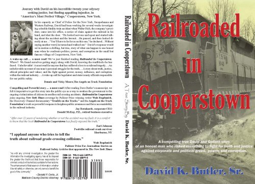 9780615132792: Railroaded In Cooperstown