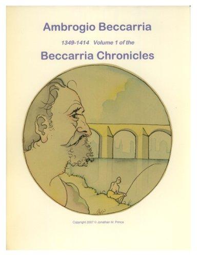 9780615134031: Ambrogio Beccarria