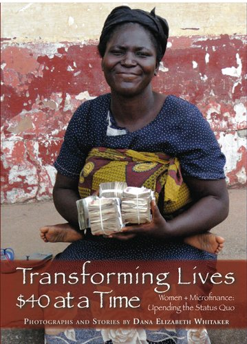 Transforming Lives $40 at a Time, Women: Dana Elizabeth Whitaker