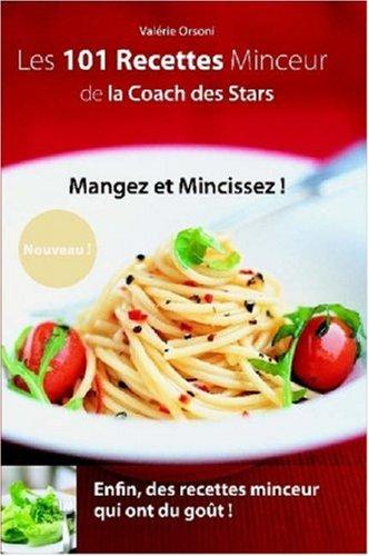 9780615137520: Les Recettes Minceur de la Coach Des Stars