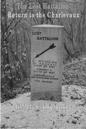 9780615139203: The Lost Battalion: Return to the Charlevaux