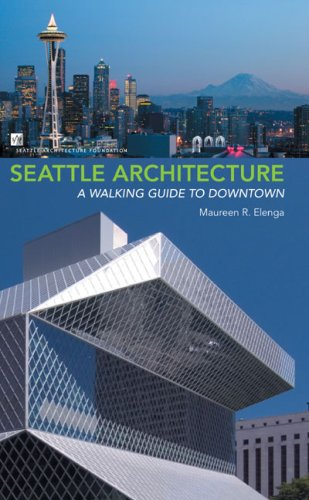 9780615141299: Seattle Architecture: A Walking Guide to Downtown