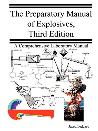 9780615142906: The Preparatory Manual of Explosives