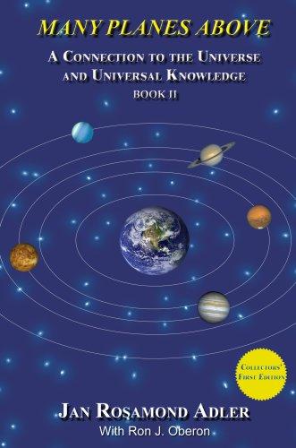 Many Planes Above - Book II: Ron J. Oberon, Jan Rosamond Adler