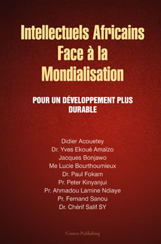 9780615146065: Intellectuels africains face à la Mondialisation