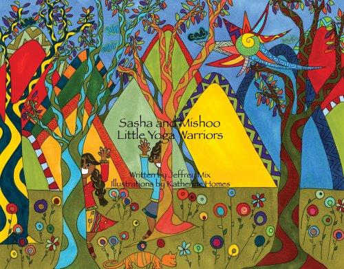 9780615148649: Sasha and Mishoo: Little Yoga Warriors