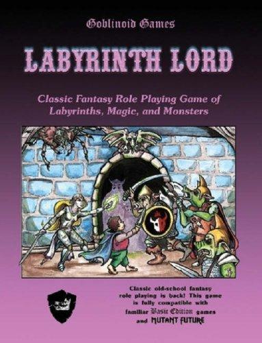 9780615150314: Labyrinth Lord