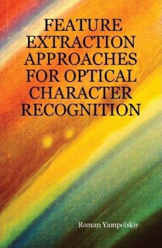 9780615155111: Feature Extraction Approaches for Optical Character Recognition