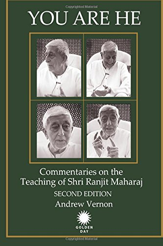 9780615156033: You Are He (Commentaries on the Teaching of Sri Ranjit Maharaj)