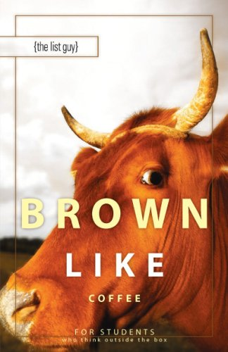 9780615161129: Brown Like Coffee--Cow Cover