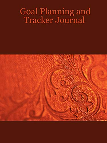 9780615161389: Goal Planning and Tracker Journal