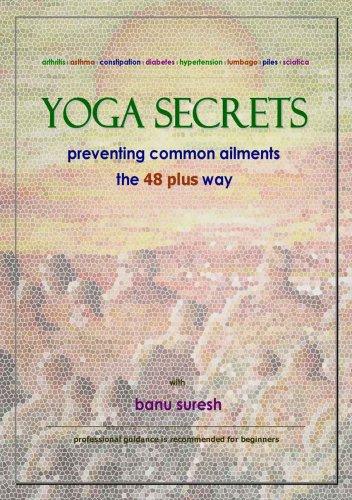 Yoga Secrets: Banu Suresh