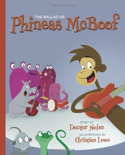 9780615162409: The Ballad Of Phineas McBoof