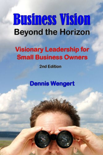 9780615167497: Business Vision: Beyond the Horizon
