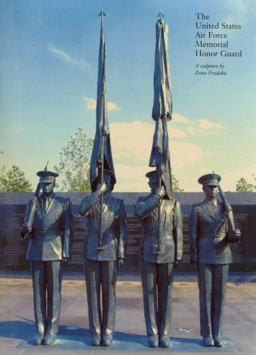 United States Air Force Memorial Honor Guard: A Sculpture by Zenos Frudakis