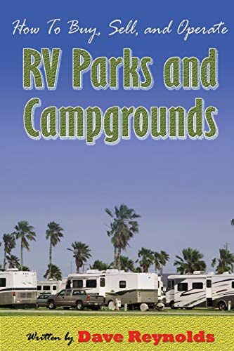 9780615169040: How to Buy, Sell and Operate RV Parks and Campgrounds