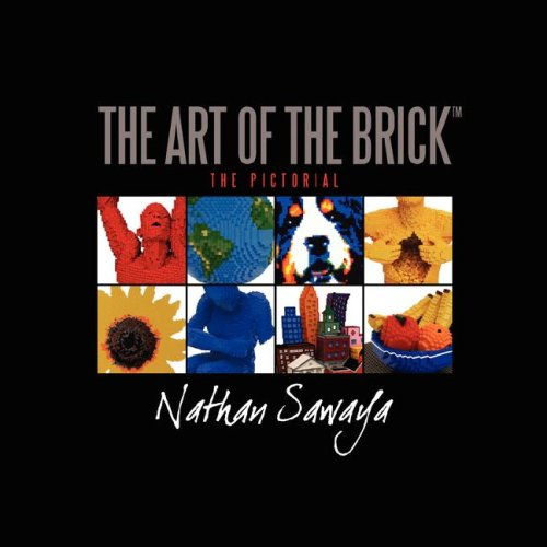9780615171296: The Art of the Brick - The Pictorial