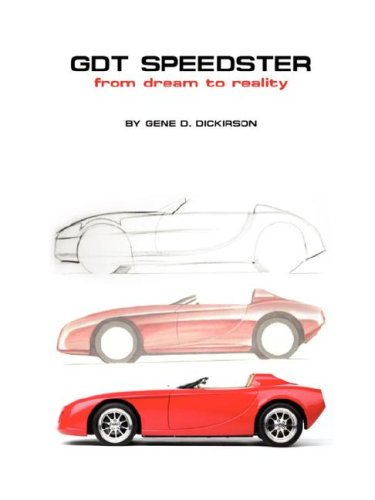 9780615173269: GDT Speedster From Dream to Reality