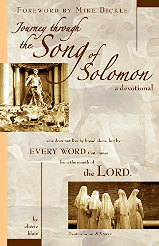 9780615173740: Journey Through the Song of Solomon: A Devotional