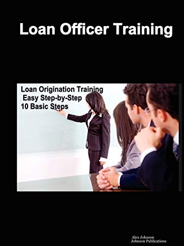 9780615177823: Loan Officer Training