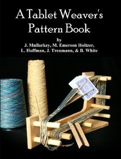 9780615179346: A Tablet Weaver's Pattern Book