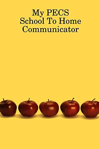 9780615182896: My Pecs School To Home Communicator