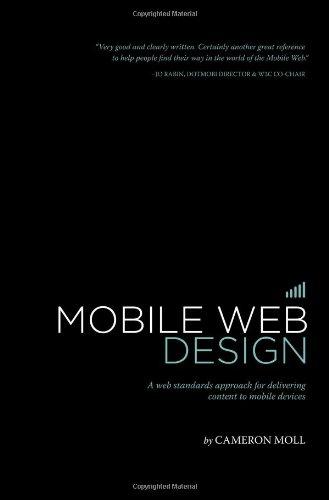9780615185910: Mobile Web Design