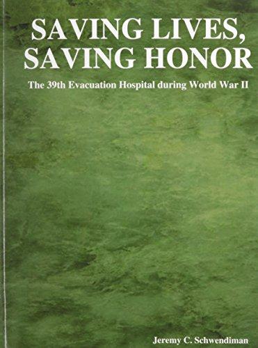 Saving Lives, Saving Honor: Jeremy C. Schwendiman