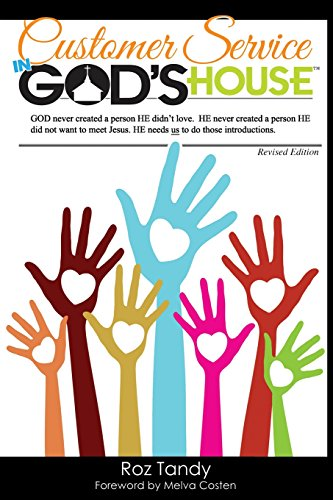 Customer Service in God's House: Roz Tandy