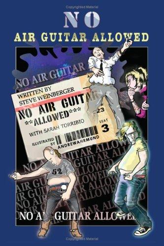 9780615200262: No Air Guitar Allowed