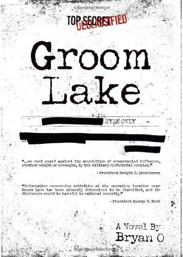 Groom Lake: O, Bryan
