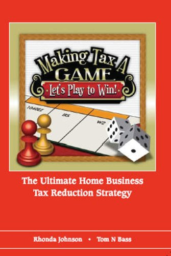 9780615201221: Making Tax A Game