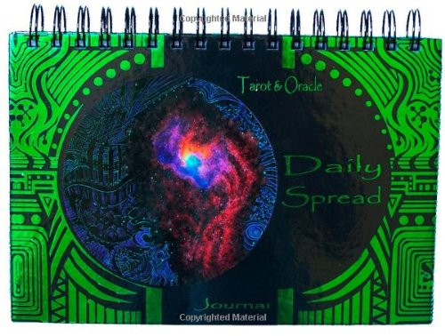 9780615206493: Daily Spread Tarot & Oracle Journal