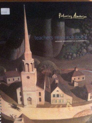 9780615207933: Picturing America: Teachers Resource Book